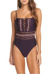 Becca In the Mix One-Piece Swimsuit